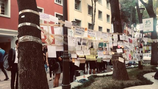 ITAM pide firmar carta de confidencialidad a denunciantes de acoso sexual