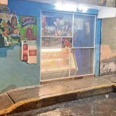 Matan a tendero a tiros presuntamente negarse fiar mercancía Iztapalapa