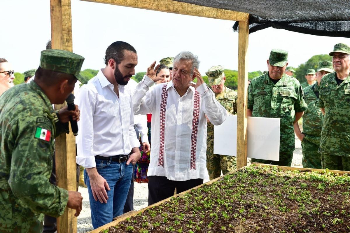 México dona 885 mdp a Honduras y El Salvador para apoyar programas sociales