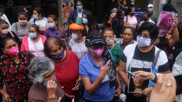 Surgen diferencias entre grupos que tomaron oficinas de la CNDH
