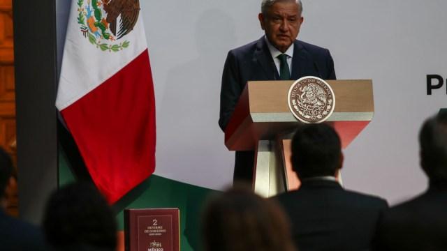 El presidente de México, AMLO, aseguró durante su Segundo Informe de Gobierno que casi todos los delitos habían disminuido