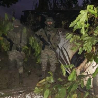 Avión robado en Cuernavaca se estrelló en Guatemala con drogas y armas