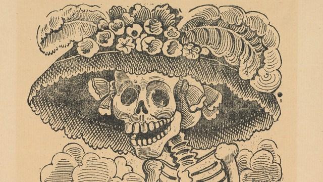 La Catrina es un personaje icónico, creado por José Guadalupe Posada, que tiene una historia de arraigo en nuestra cultura