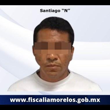 En Morelos, Santiago 'N', contactó con un niño por redes sociales y abusó sexualmente de él. Fue condenado a 27 años de prisión