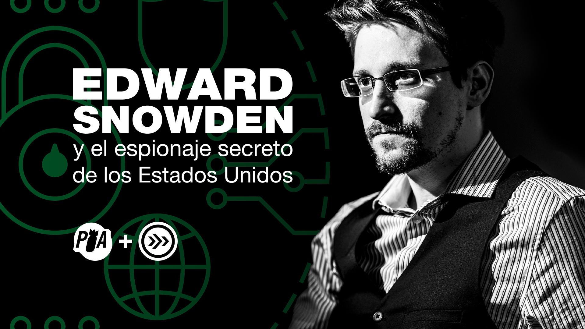 En el primer episodio de Conspiraciones Verdaderas, el podcast de Plumas Atómicas y Convoy presentamos la historia de Edward Snowden.