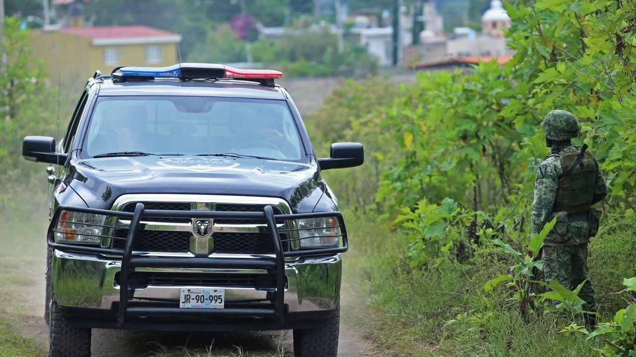 detienen policías Jalisco desaparición forzada