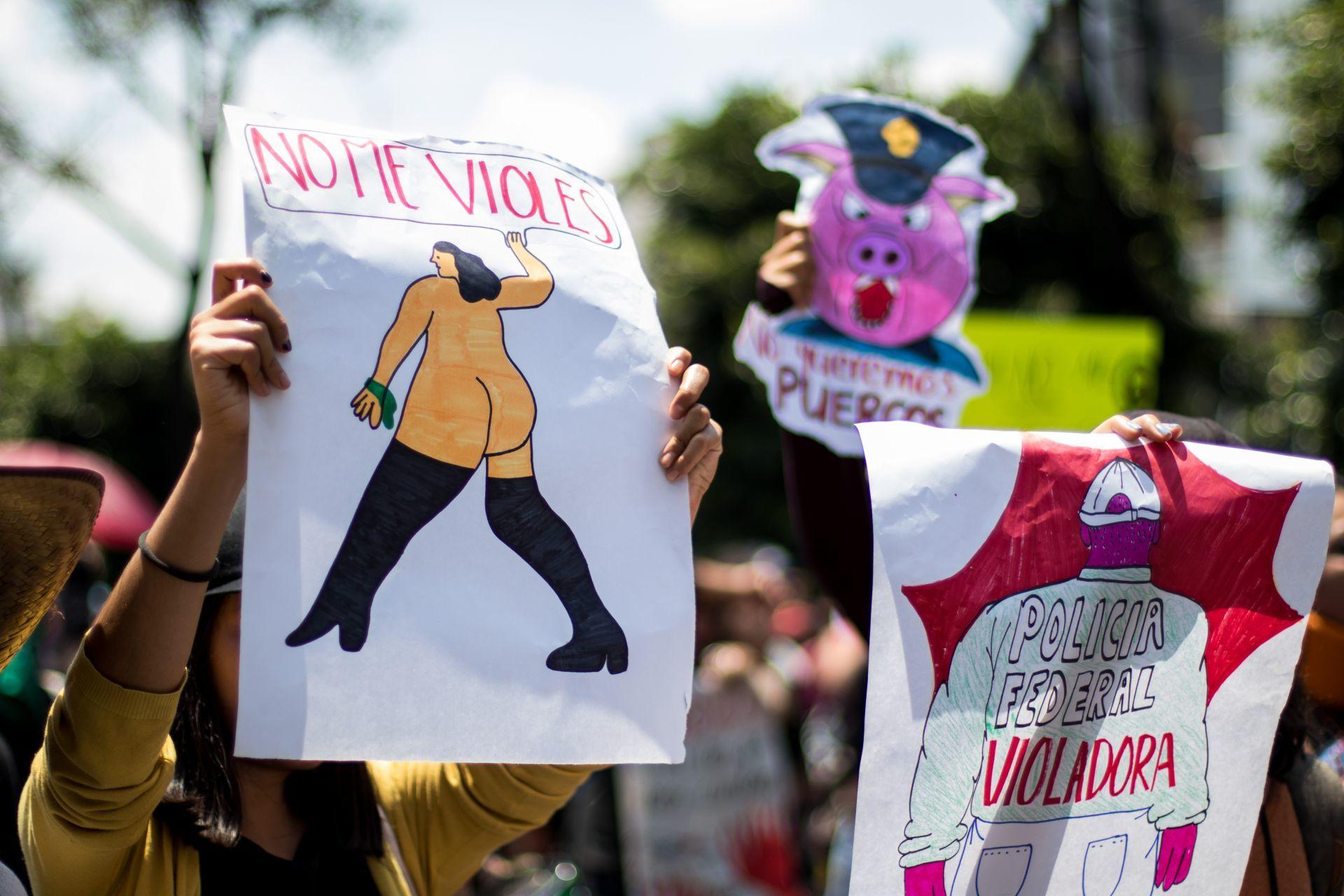 violación y violencia intrafamiiliar