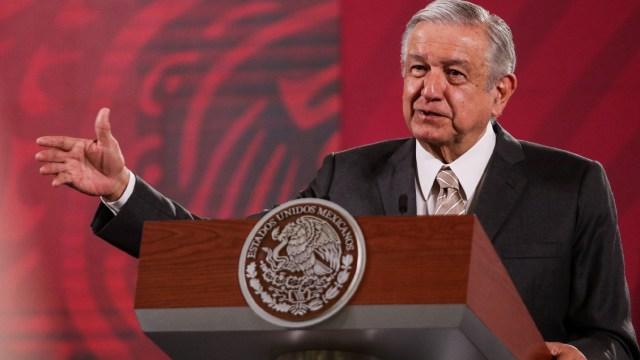 Durante la mañanera, AMLO reveló que fue él quien pidió a Trump que cárteles mexicanos no fueron etiquetados como terroristas