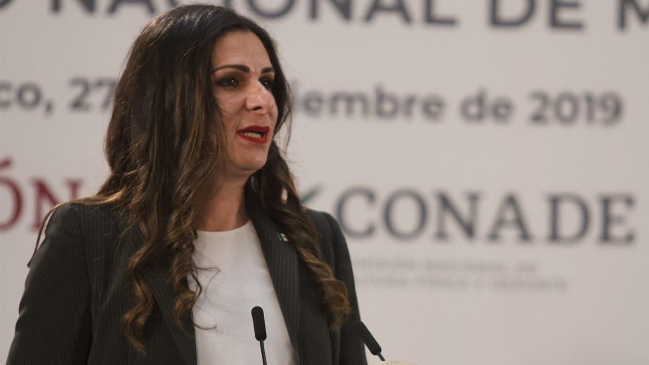 Ana Gabriela Guevara, actual directora de la CONADE, sería la elegida del PT para ser la candidata para ser gobernadora de Sonora