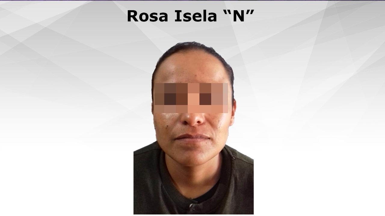 Detienen La chica de humo presunta líder plaza Puente de Ixtla Morelos