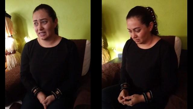 Carlynn Houghton, candidata a regidora Actopan, aseguró que las fotos íntimas fueron tomadas y difundidas sin su consentimiento