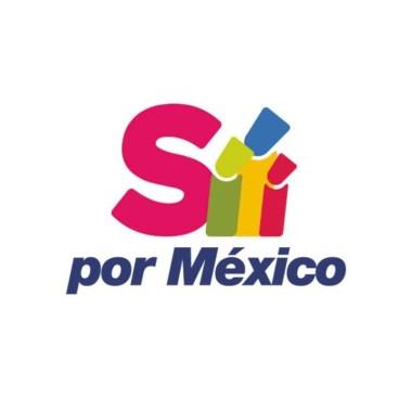 El logo de 'Sí por México', movimiento que AMLO llamó FRENAAA II fue comparado con el Augusto Pinochet por su gran parecido