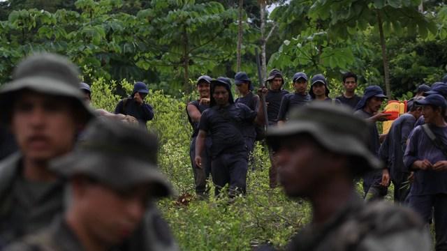 Reportes en Colombia aseguran que por lo menos tres cárteles mexicanos están provocando violencia en el país sudamericano