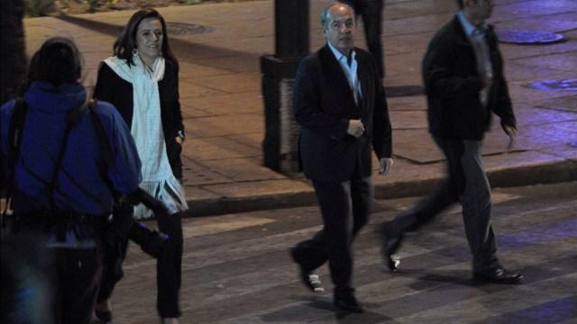 Foro TV dio a conocer el documento del TEPJF que confirmaría la negativa del registro de México Libre, el partido de Felipe Calderón