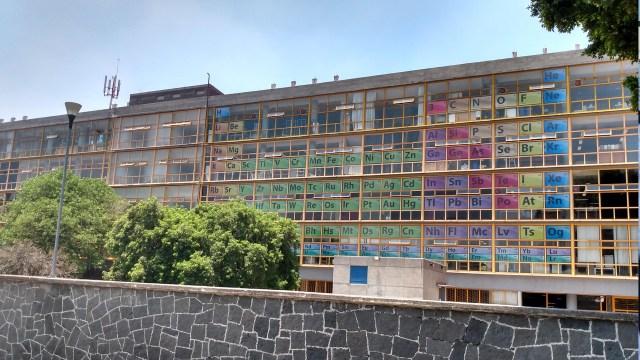 Las estudiantes de la Facultad de Química convocaron al paro virtual para que se atienda una presunta agresión en contra de una estudiante
