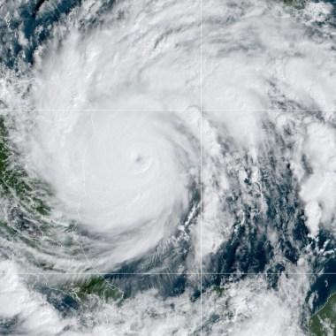 Alerta en Tabasco huracán Iota