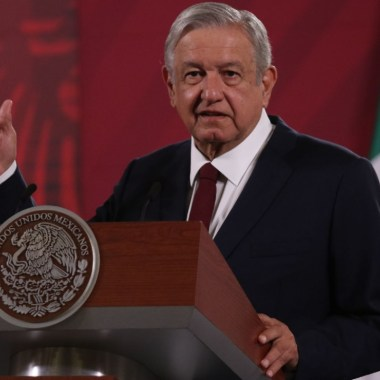 Andrés Manuel López Obrador AMLO Presidente de México