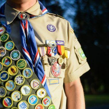Boy Scouts abuso sexual