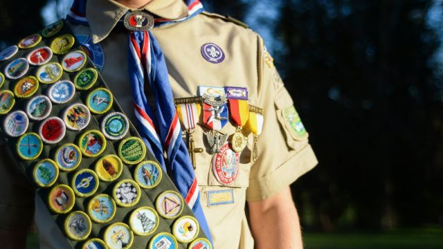 Boy Scouts abuso sexual