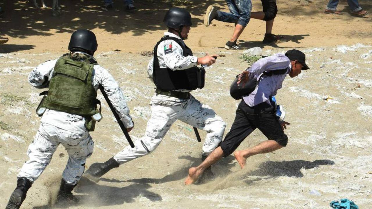 Guardia Nacional Top 10 violaciones derechos humanos México