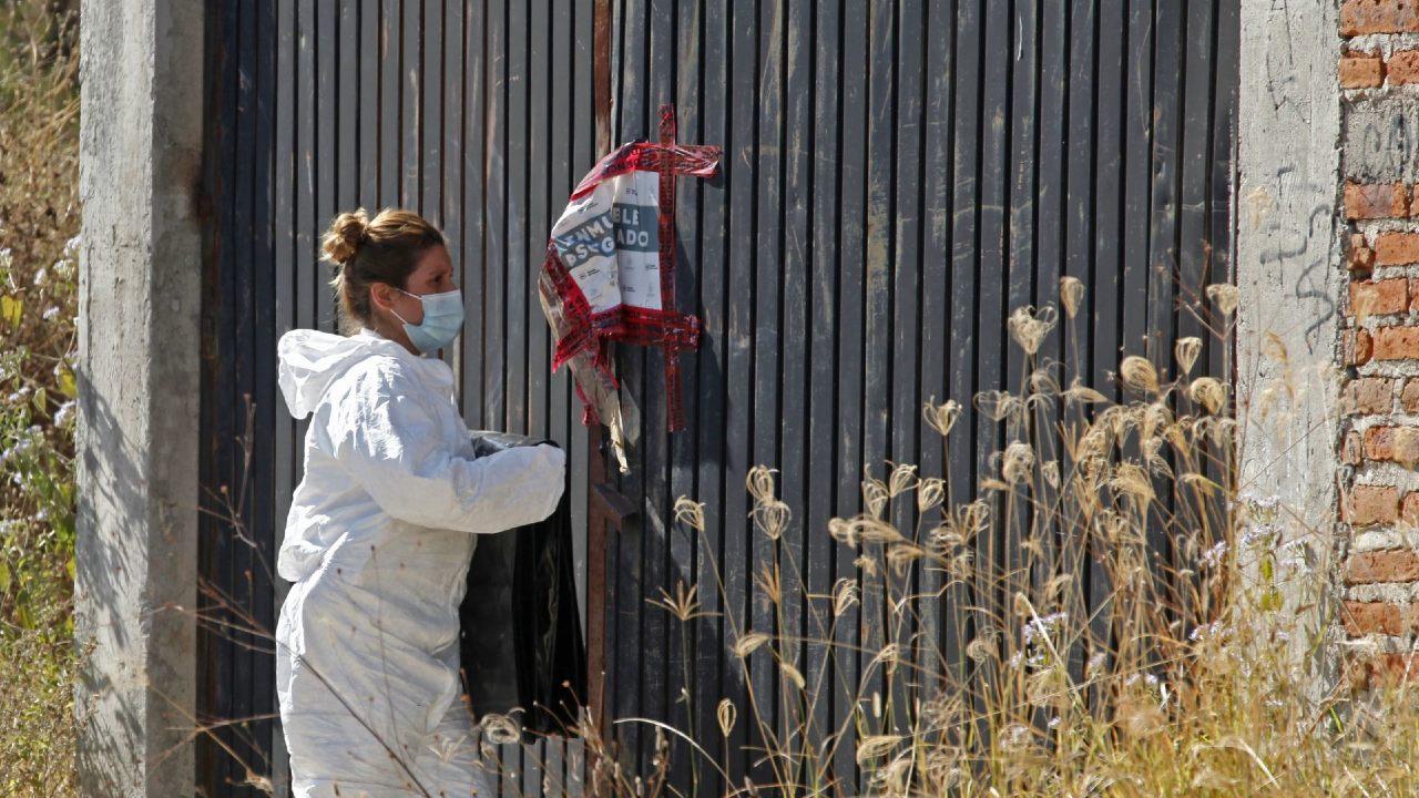 hallan 113 cuerpos fosa clandestina El Salto Jalisco