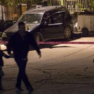 Matan a niño en Tijuana