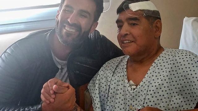 Médico de Maradona Leopoldo Luque