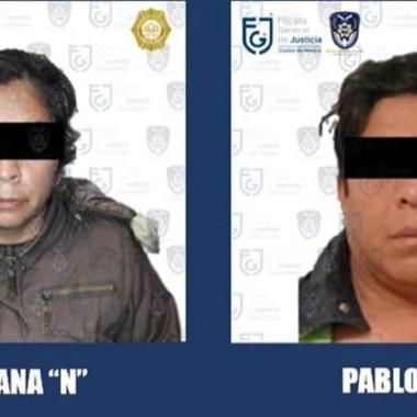 pareja secuestró mató y enterró a mujer en domicilio Tlalpan CDMX