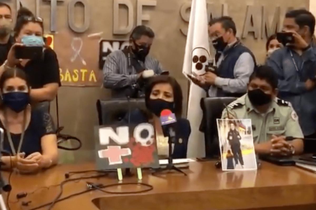 Alcaldesa de Salamanca culpó a periodista asesinado por ir a un lugar 'tan peligroso'