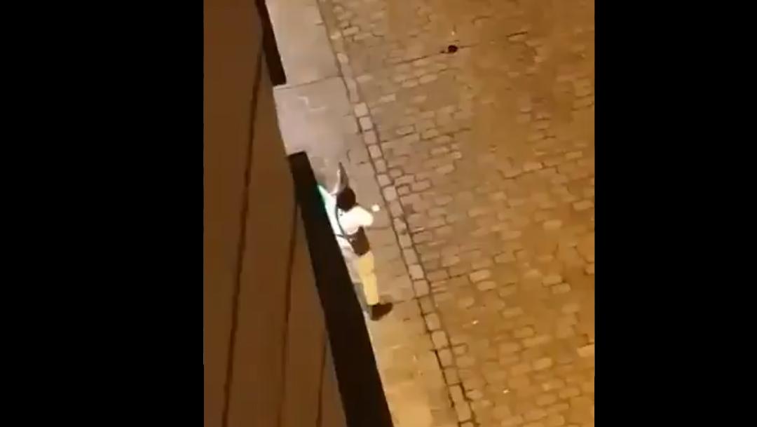 Los videos en redes sociales muestran el momento del ataque terrorista a una sinagoga en Viena; hay un muerto y varios heridos