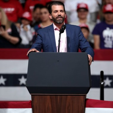 donald trump jr. positivo covid-19