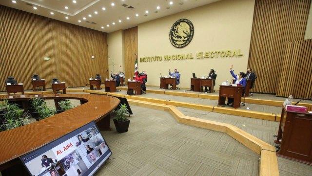 El Instituto Nacional Electoral dio a conocer verificación de votos de la consulta popular para juicio a expresidentes; cinco mil son muertos