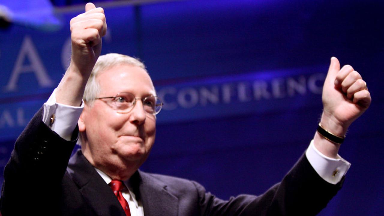 Líder republicano desconoce victoria Biden