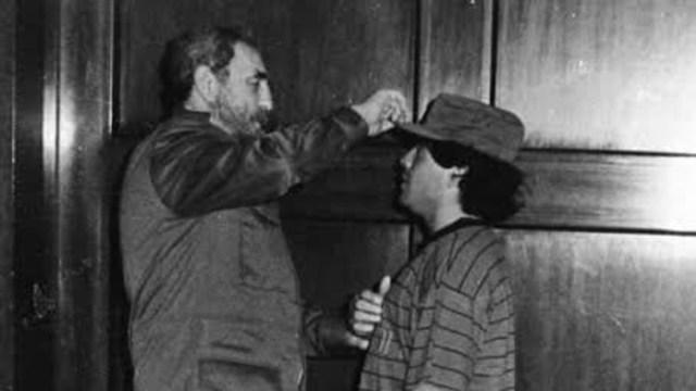 Maradona y Fidel Castro, una historia de política y futbol