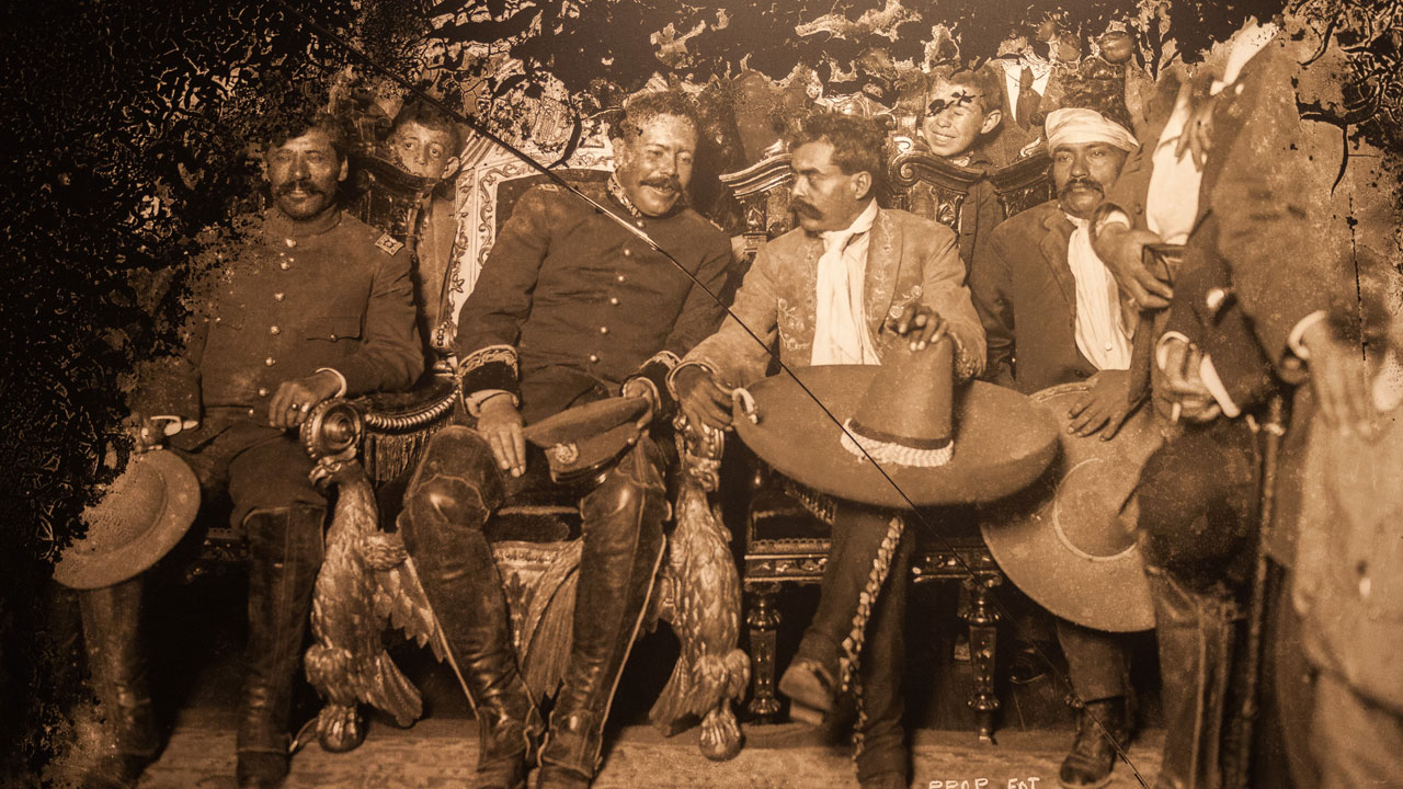En la carta de Villa a Zapata, el Centauro del Norte le proponía al Caudillo del Sur invadir Estados Unidos durante la Revolución Mexicana