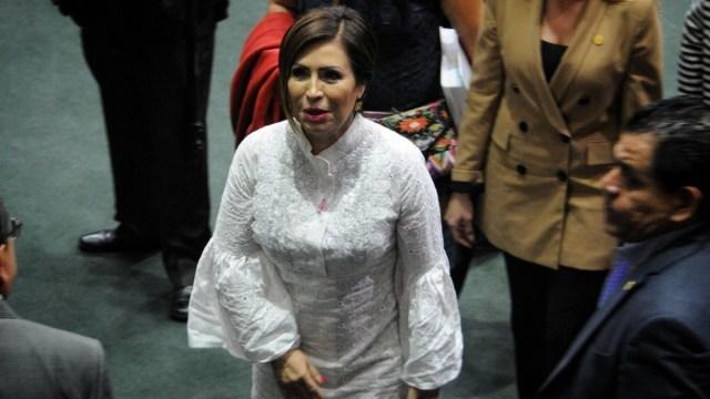 Giran orden de aprehensión en contra de Rosario Robles por lavado y delincuencia organizada