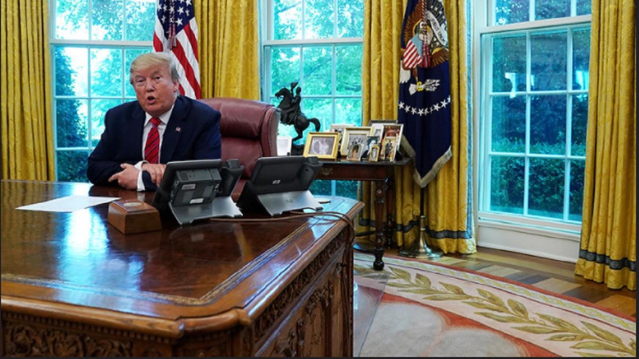 Trump impugnar elección presidencial
