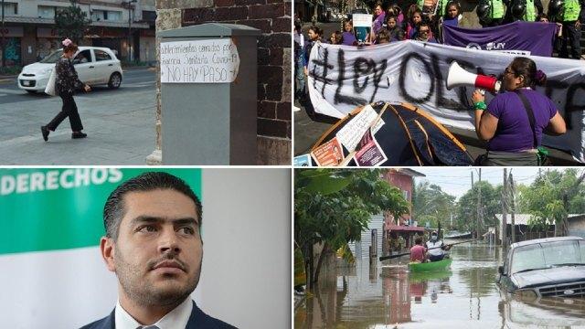 10 eventos más importantes México 2020