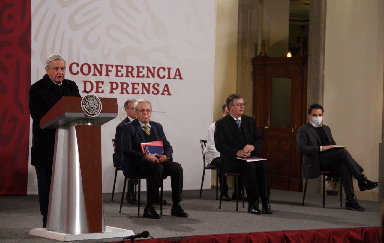 COVID-19 controlado en México 2