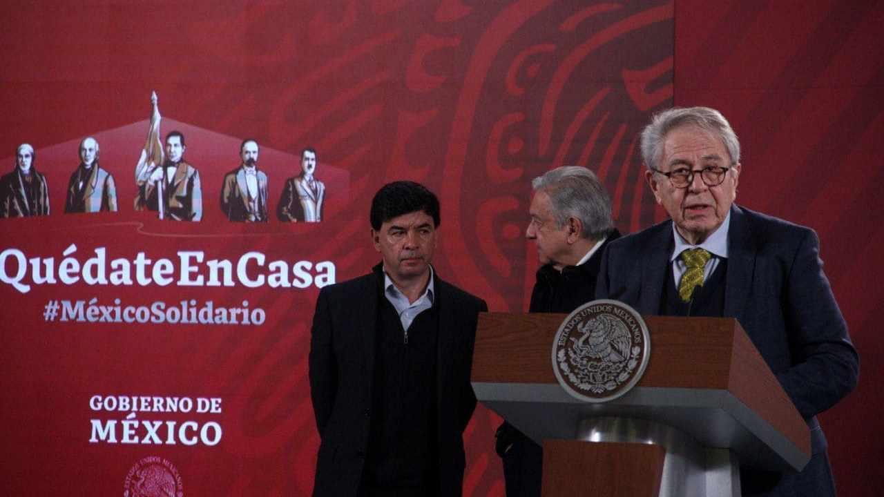 COVID-19 controlado en México