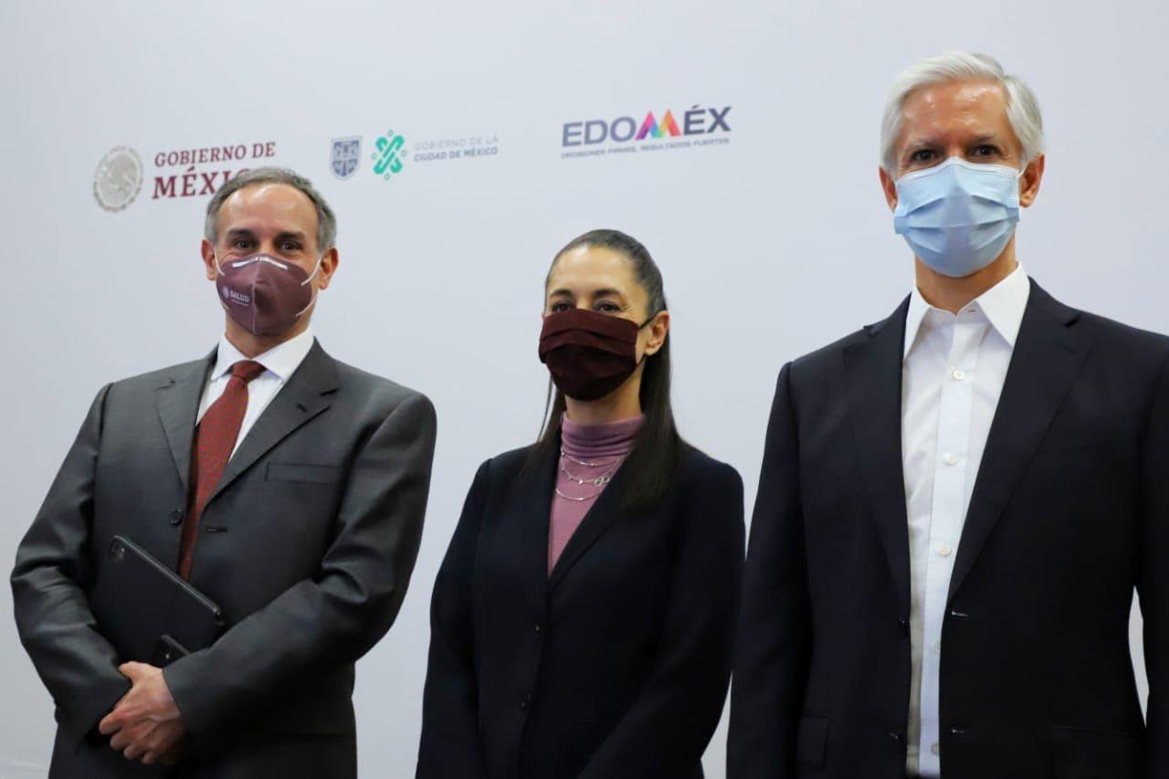 Los hospitales en la CDMX y el EDOMEX están al borde del colapso