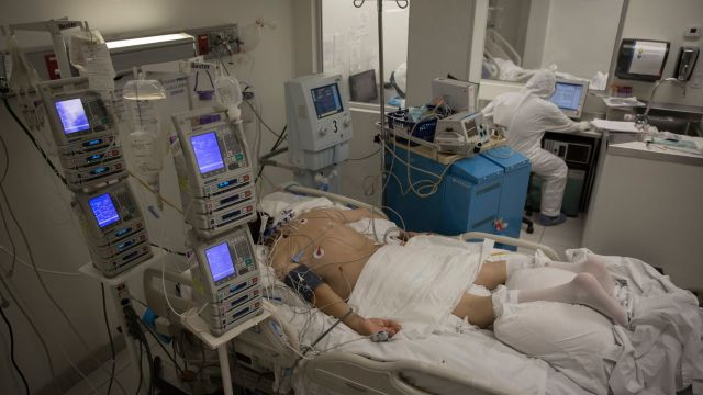 Oaxaca: Rompen récord de hospitalizaciones por pandemia COVID-19