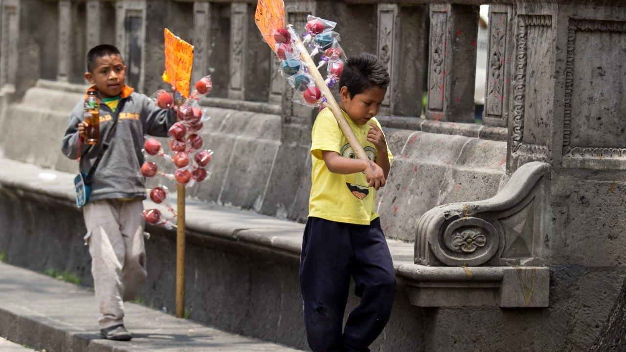 hasta 30 mil menores trabajar impacto pandemia México