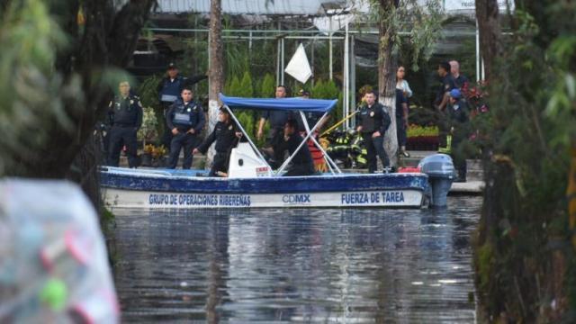 Hombre ahoga niño Xochimilco, denuncian vecinos