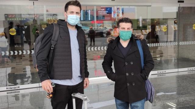INM retiene dos estudiantes sirios refugiarse México