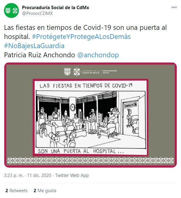 alcaldías fiestas COVID-19 CDMX