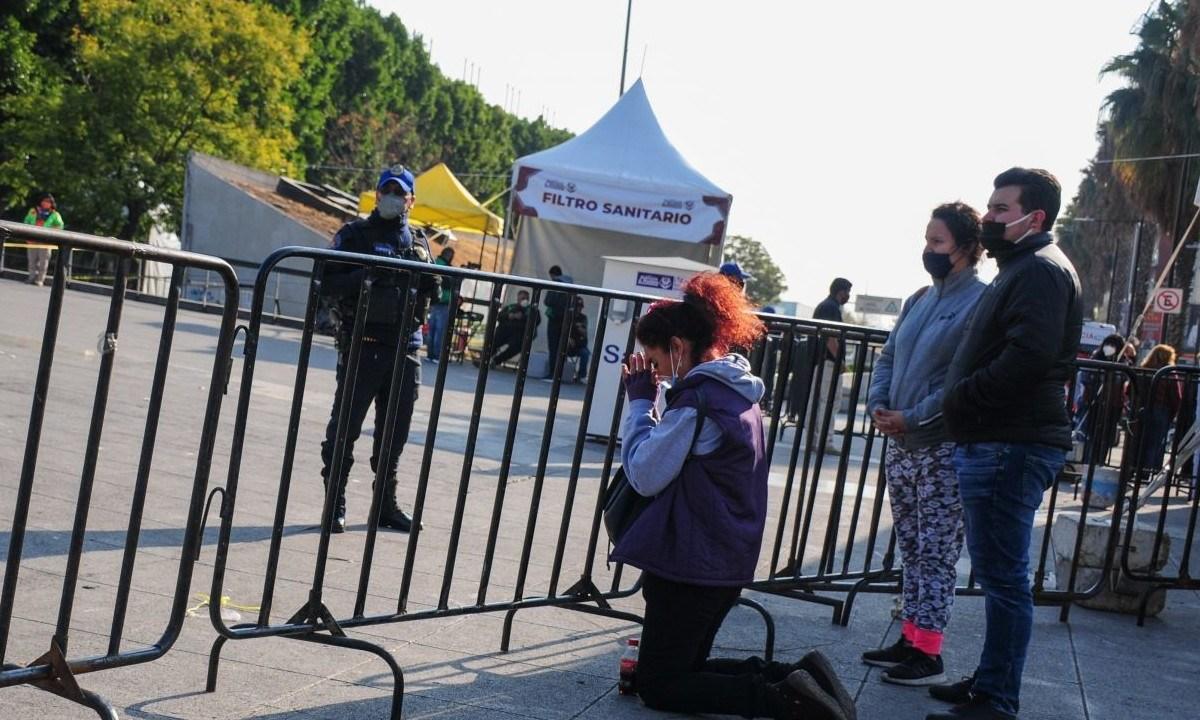 Dos mujeres policías son atropelladas en el operativo de la Basílica de Guadalupe