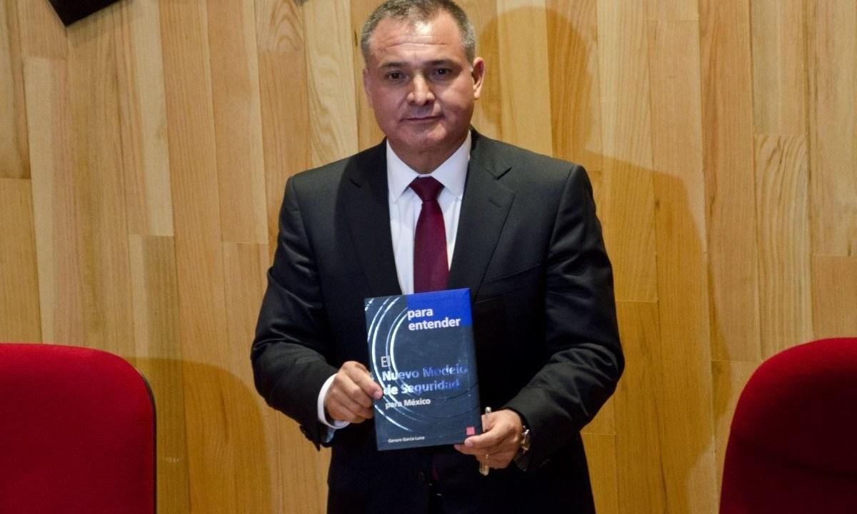 México solicita la extradición de Genaro García Luna a Estados Unidos