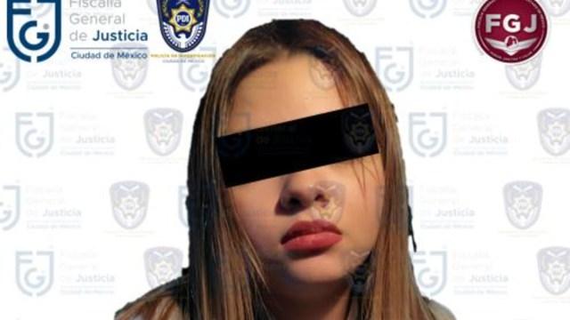 Cae hija de 'El Betito', ex líder de Unión Tepito, por homicidio de ex novio