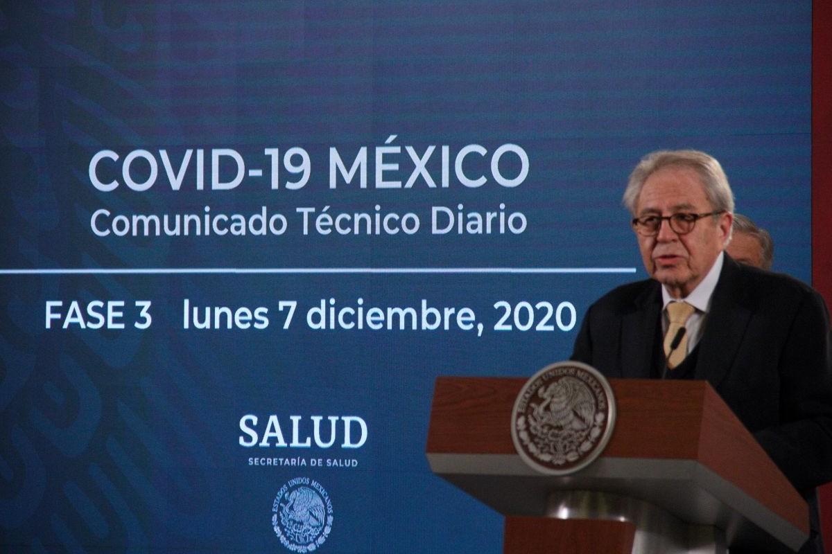 Así serán las cinco etapas de vacunación contra el Covid-19 en México